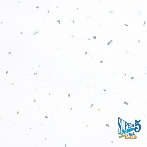 Artic Sparkle PVC Wall Panel