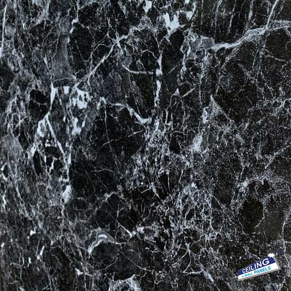 5mm Black Marble Gloss | Ceiling2Floor