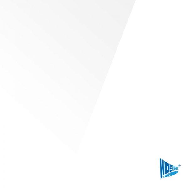 White Gloss Shower Panel