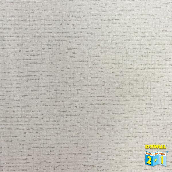 Grey Mosaic Matt 600mm PVC Wall Panel