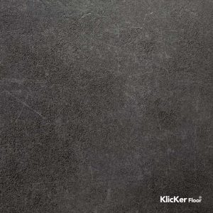 Dark Grey Stone Klicker Floor