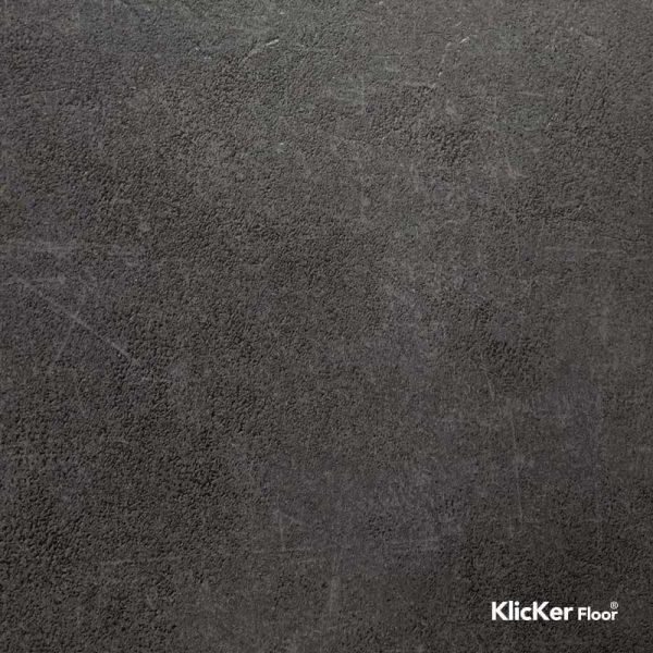 Dark Grey Stone Klicker Floor