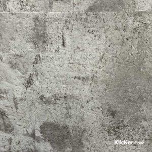 Grey Marble Klicker Floor