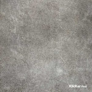 Light Grey Stone Klicker Floor