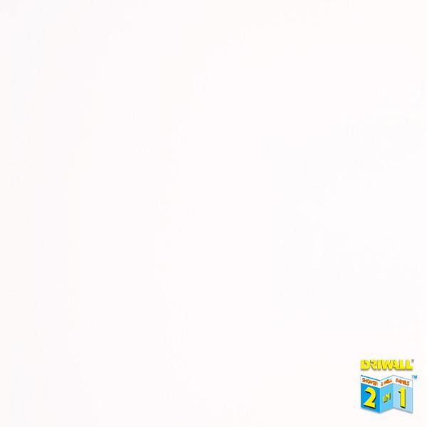 White Matt 7mm PVC Wall Panel