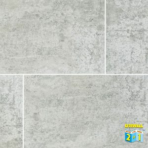 Light Grey Stone Tile 7mm PVC Wall Panel