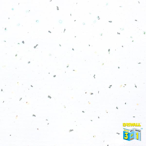 Arctic Sparkle Gloss 400mm PVC Wall Panel