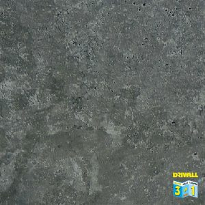 Concrete Dark Grey 400mm PVC Wall Panel