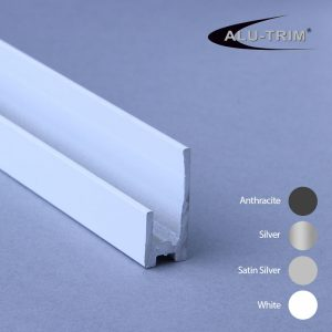Aluminium Base Seal Trim