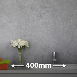 400mm PVC Wall Panels