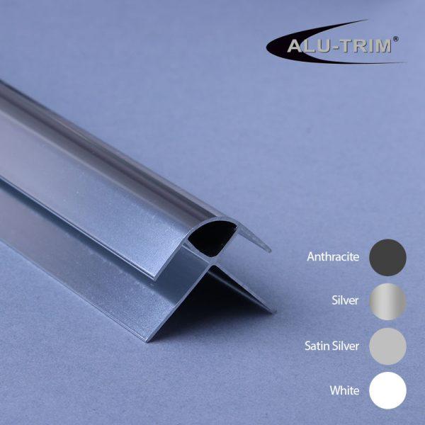Aluminium External Corner Trim