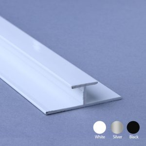 Shower Panel H Trim PVC