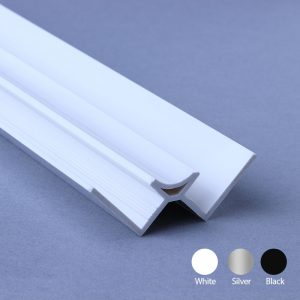 10mm PVC Internal Corner