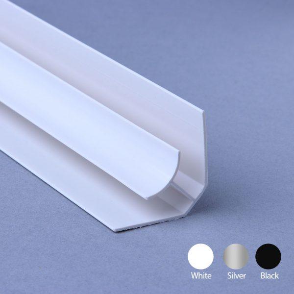 PVC Internal Corner Trim