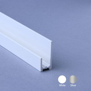 Base Seal Trim PVC