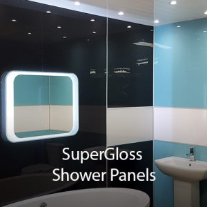 Supergloss Shower Panels