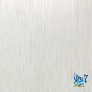 White Linear Super 7 Wall Panel